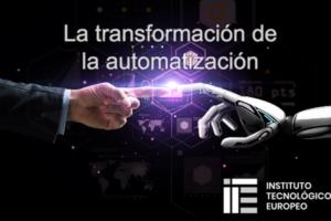 La transformaticon de la automatizacion
