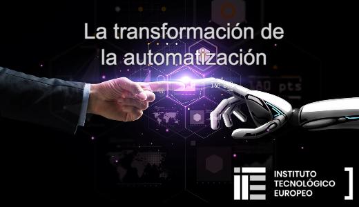La transformación de la automatizacion